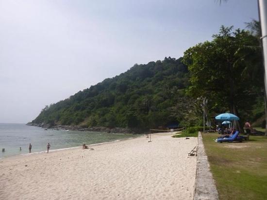 Phuket Marriott Resort & Spa, Merlin Beach: beach