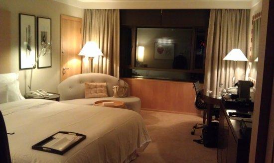 The Westin Chosun Seoul : My Room