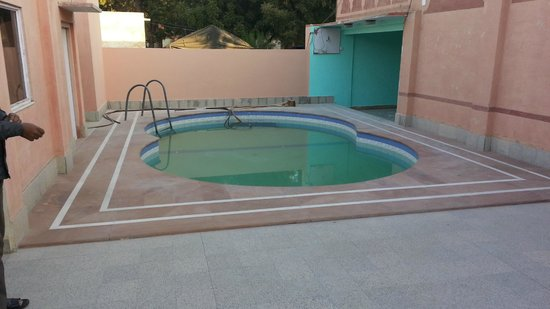 Hotel Padmini Niwas: Swimming Pool