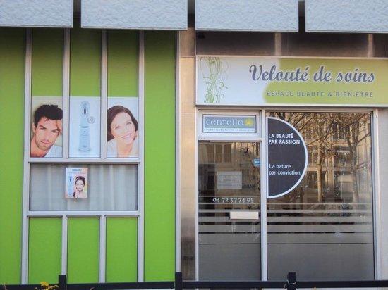 Institut de beaute Veloute de soins