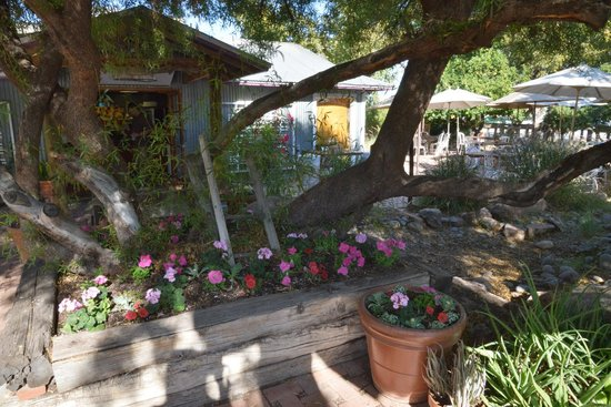 Farm at South Mountain: Exterior of The Farm (restaurant)