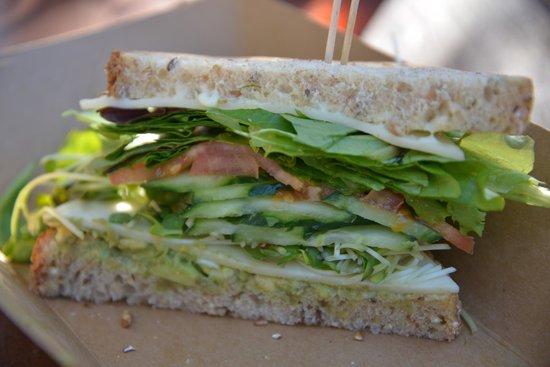 Farm at South Mountain: Farm Garden Sandwich