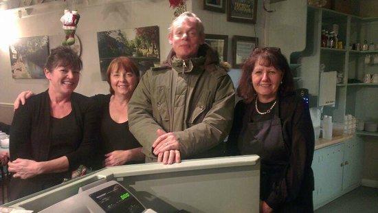 The Chestnut Tree : Martin Clunes visit