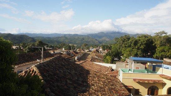 Casa Laura y Ruben : Rooftop view