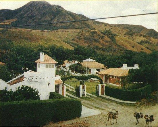 Hosteria de Vilcabamba: Entrada al hotel