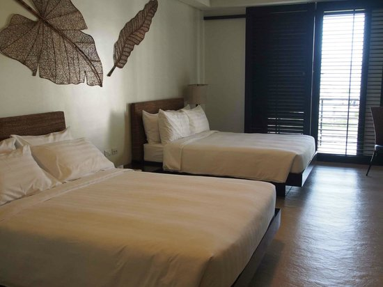 Kamana Sanctuary Resort and Spa: 2nd floor rooms