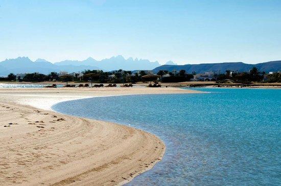 Labranda Club Paradisio Hotel El Gouna: Hotel Beach