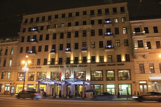 Corinthia Hotel St. Petersburg : Façade Hotel
