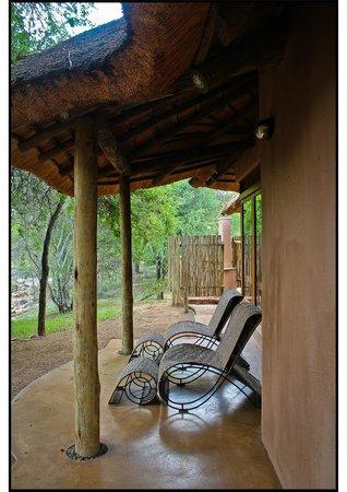 Limpopo-Lipadi: relax appena fuori il lodge