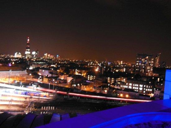 Park Plaza Westminster Bridge London: Executive room view