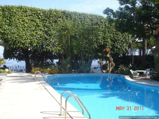 Grand Hotel Ambasciatori : The Pool