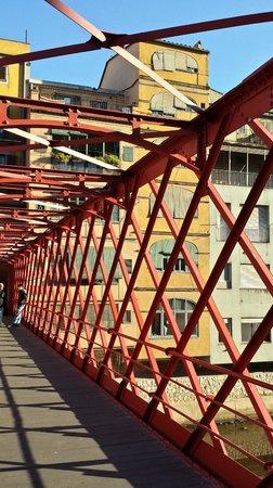 Eiffel Bridge, Girona