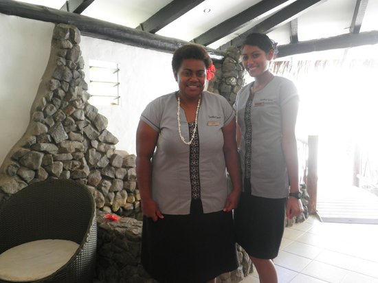 Tropica Island Resort: The ladies with magic hands at the day spa thank you Liti :)
