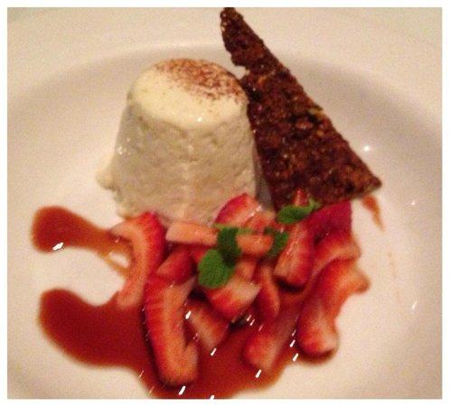 Harvest Restaurant: Vanilla Rice Conde