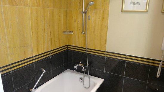 InterContinental Frankfurt: バスルーム