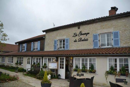 La Grange du Relais Hotel-Restaurant : trés bon restaurant
