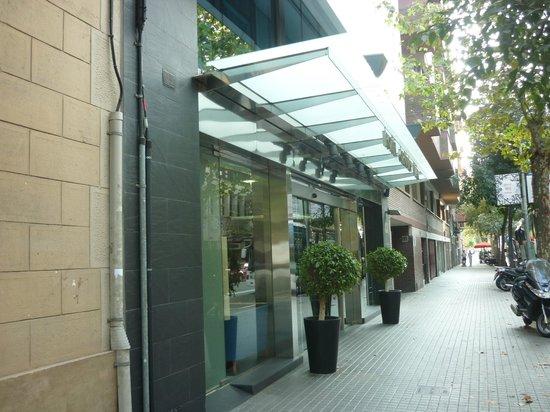 Barcelona Century Hotel : hotel
