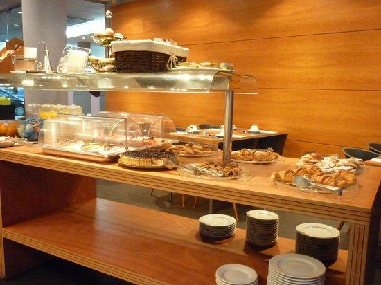 Barcelona Century Hotel : colazione