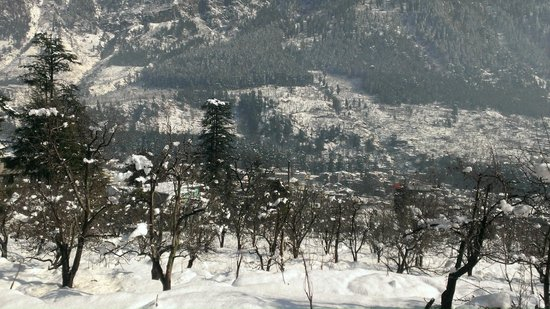 The Himalayan : View from the room