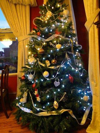 Bluebell House: Weihnachtsbaum / Christmas tree
