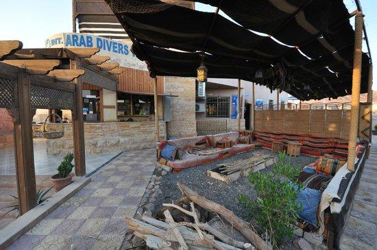 Arab Divers: Zithoek