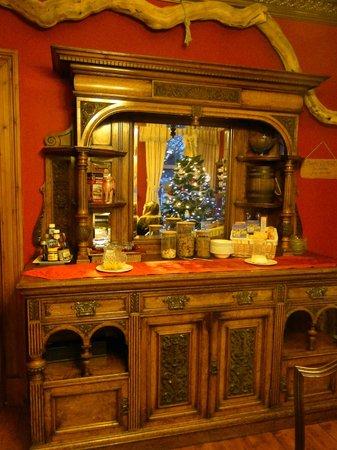 Bluebell House: Mobiliar/ furnishings
