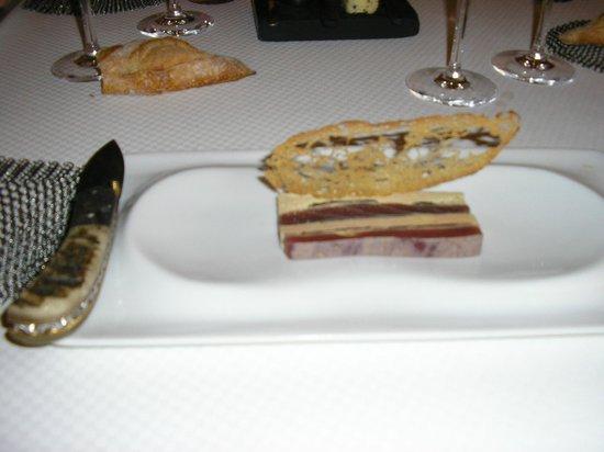 Restaurant view photo de la table de franck putelat carcassonne tripadvisor - Les tables de franck ...