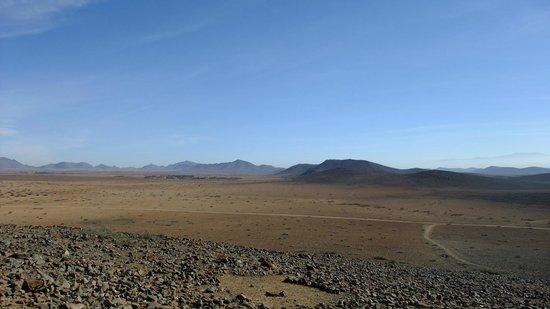 Accro Quad : Desert outside of Marrakech