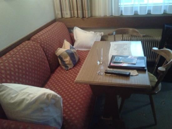 Hotel Garni Glockenstuhl: woonstudio