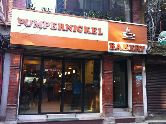 Pumpernickel Bakery: Pumpernickel, Kathmandu