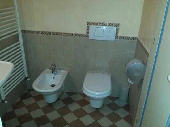 Luci sul Risorgimento: Particolare bagno