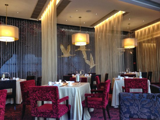 Altira Hotel : Ying