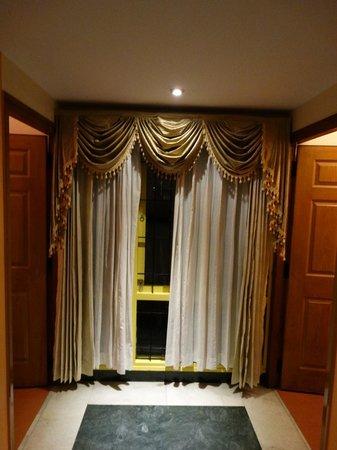 Hotel Grand Palace : Lobby