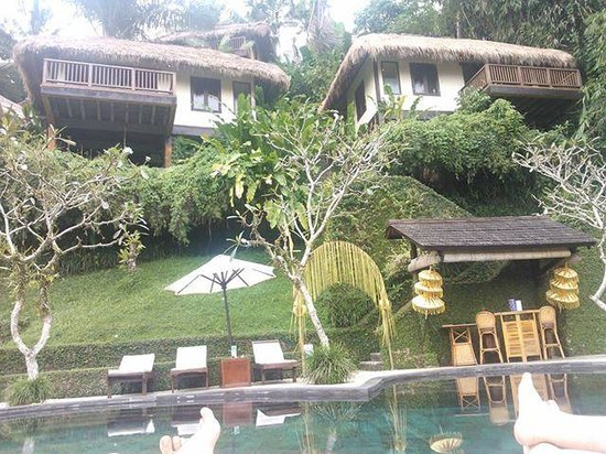 Nandini Bali Jungle Resort & Spa : the room