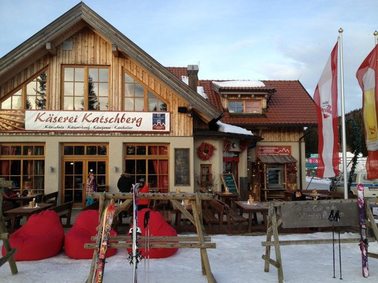Hotel Hinteregger: Restaurant with appalling customer service