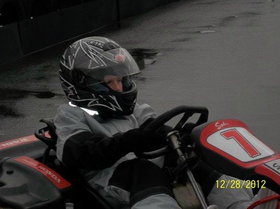 Karting North East: Grandson pre formula 1