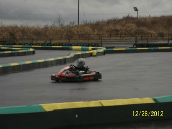 Karting North East: Hamilton watch out!