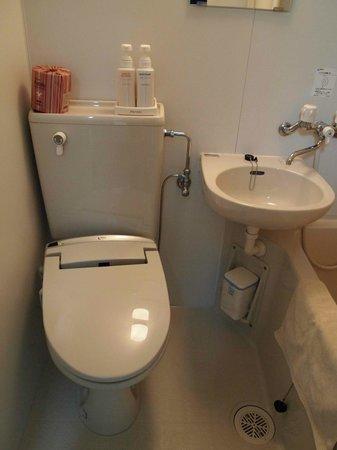 Hotel Chuo Oasis Osaka: Bathroom