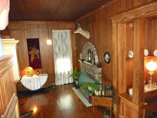 Stranahan House: Warm ambiance