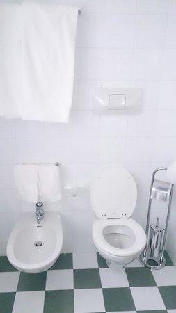 Hotel Lago di Garda: Toilet