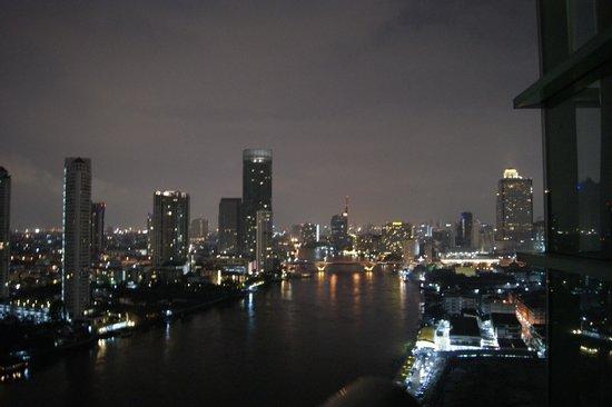 Chatrium Hotel Riverside Bangkok: Traumhafter Ausblick vom 25.Stock