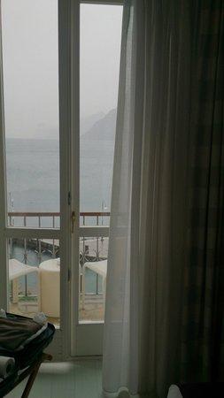Hotel Lago di Garda: View from the room