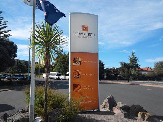 Sudima Hotel Lake Rotorua : board