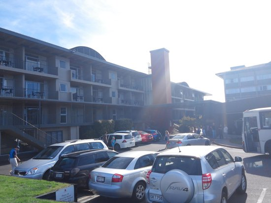 Sudima Hotel Lake Rotorua : building