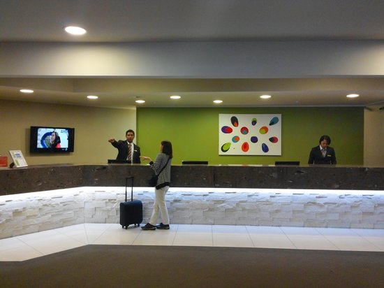 Sudima Hotel Lake Rotorua : front
