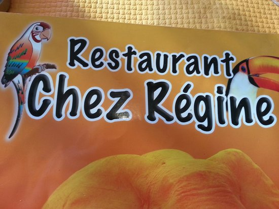 Chez Regine: Chez Régine ...