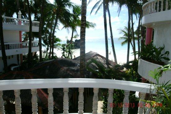 Nigi Nigi Too Beach Resort: Balcony View