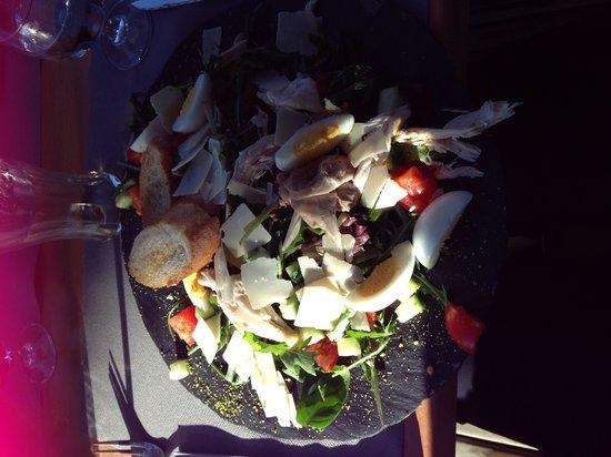 Restaurant du Lac : Salad