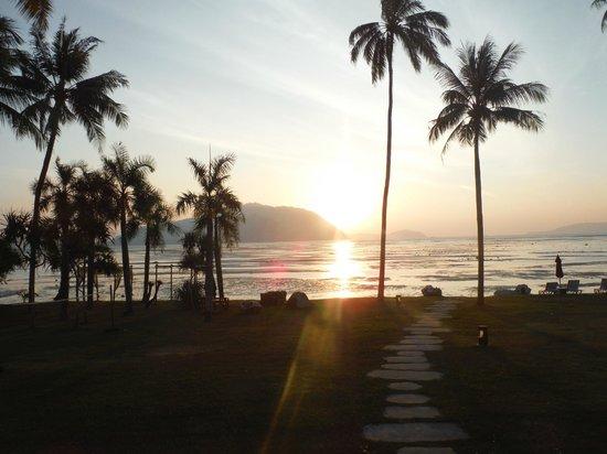 The Vijitt Resort Phuket : Lovely view from the resort