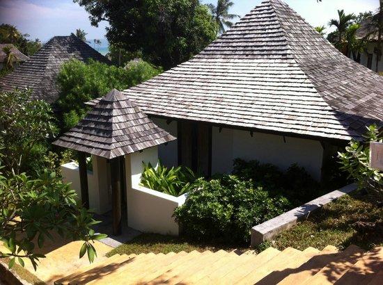 The Vijitt Resort Phuket : Our villa